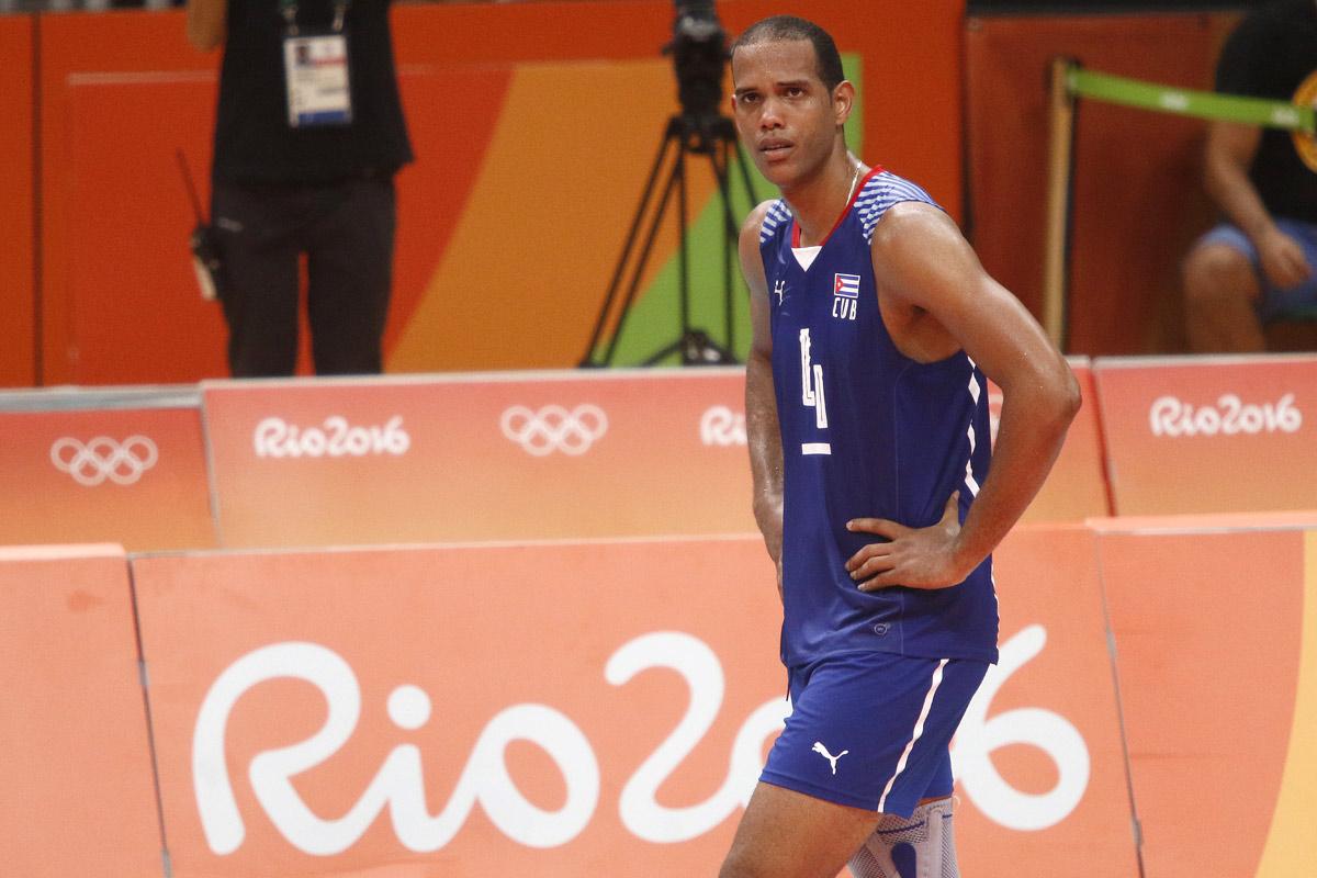 11 Voleibol Cuba vs Egipto