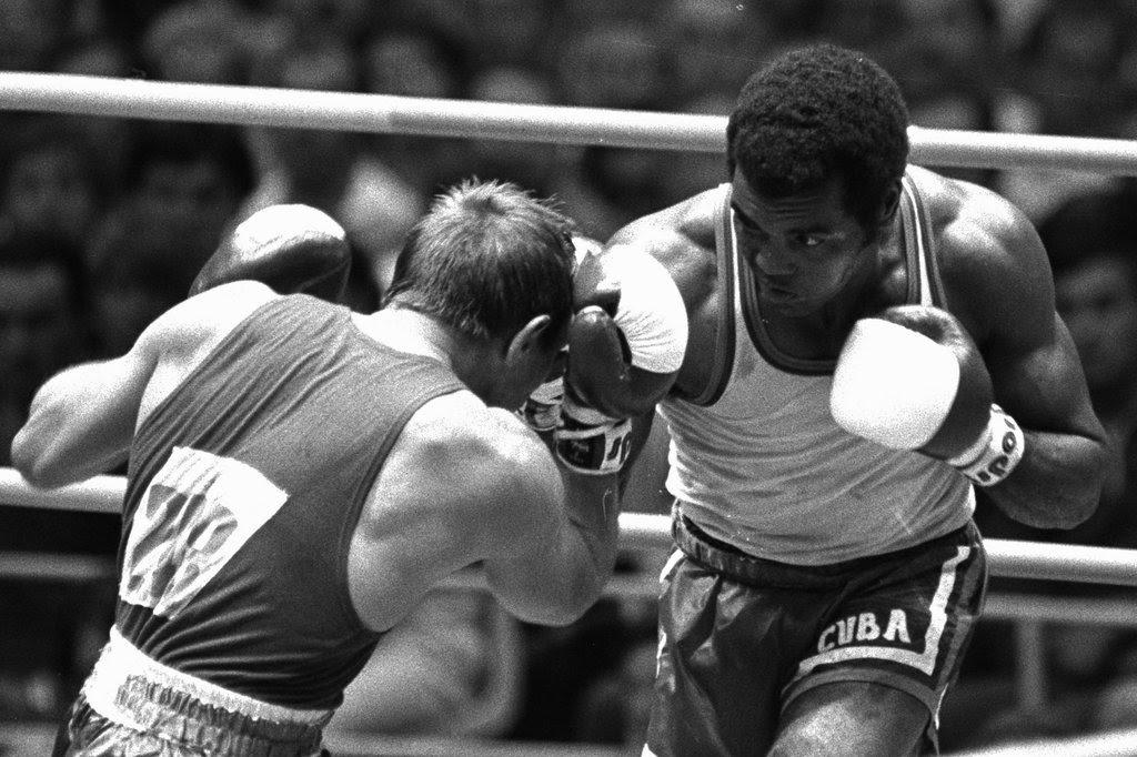 teofilo stevenson boxeador cubano