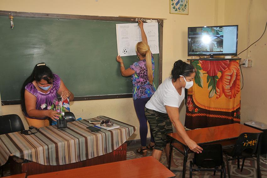 preparativos educacion2